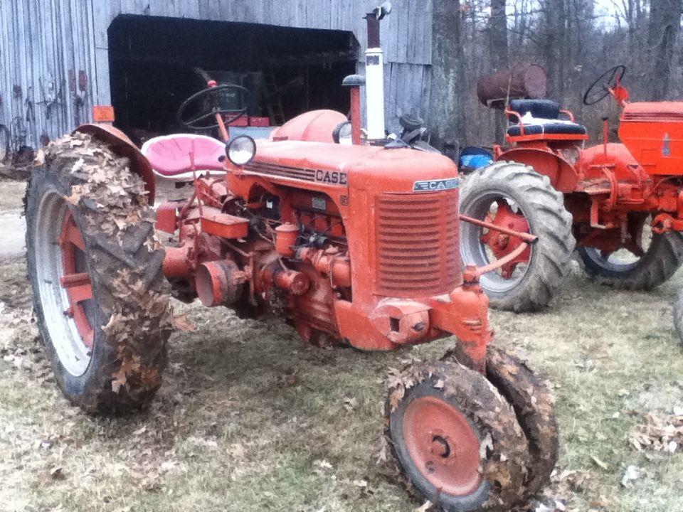 1952 Case Dc Tractor : My case sc tractors pinterest tractor