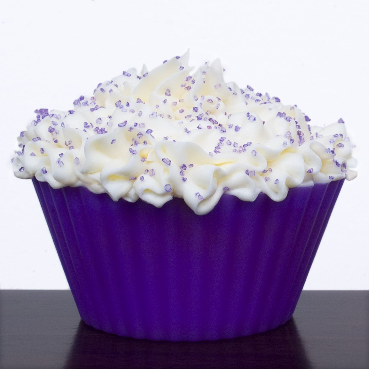 Cool Purple Silicone Cupcake Liners Non Stick And Reusable