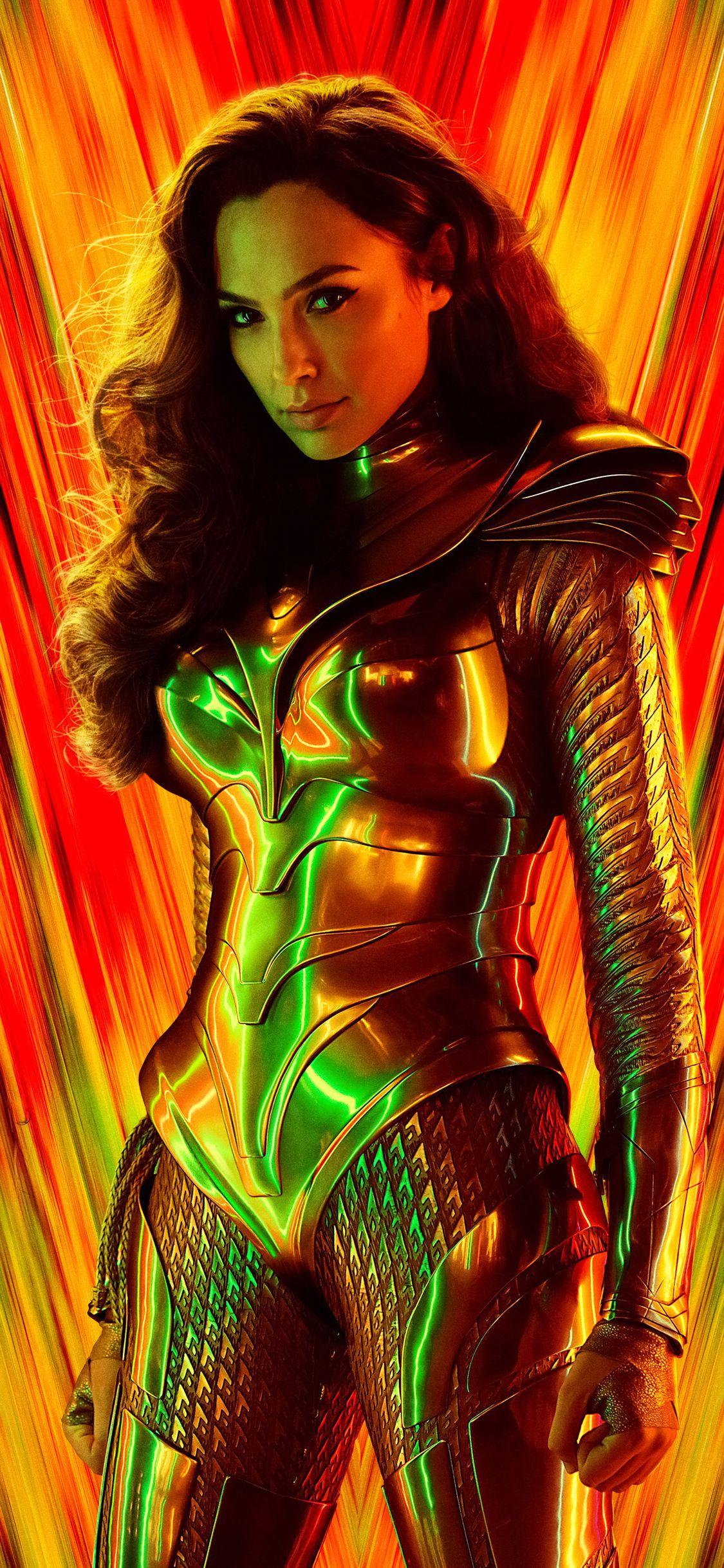 4k Wonder Woman 1984 Movie In 1125x2436 Resolution In 2020 Gal Gadot Wonder Woman Wonder Woman Gal Gadot