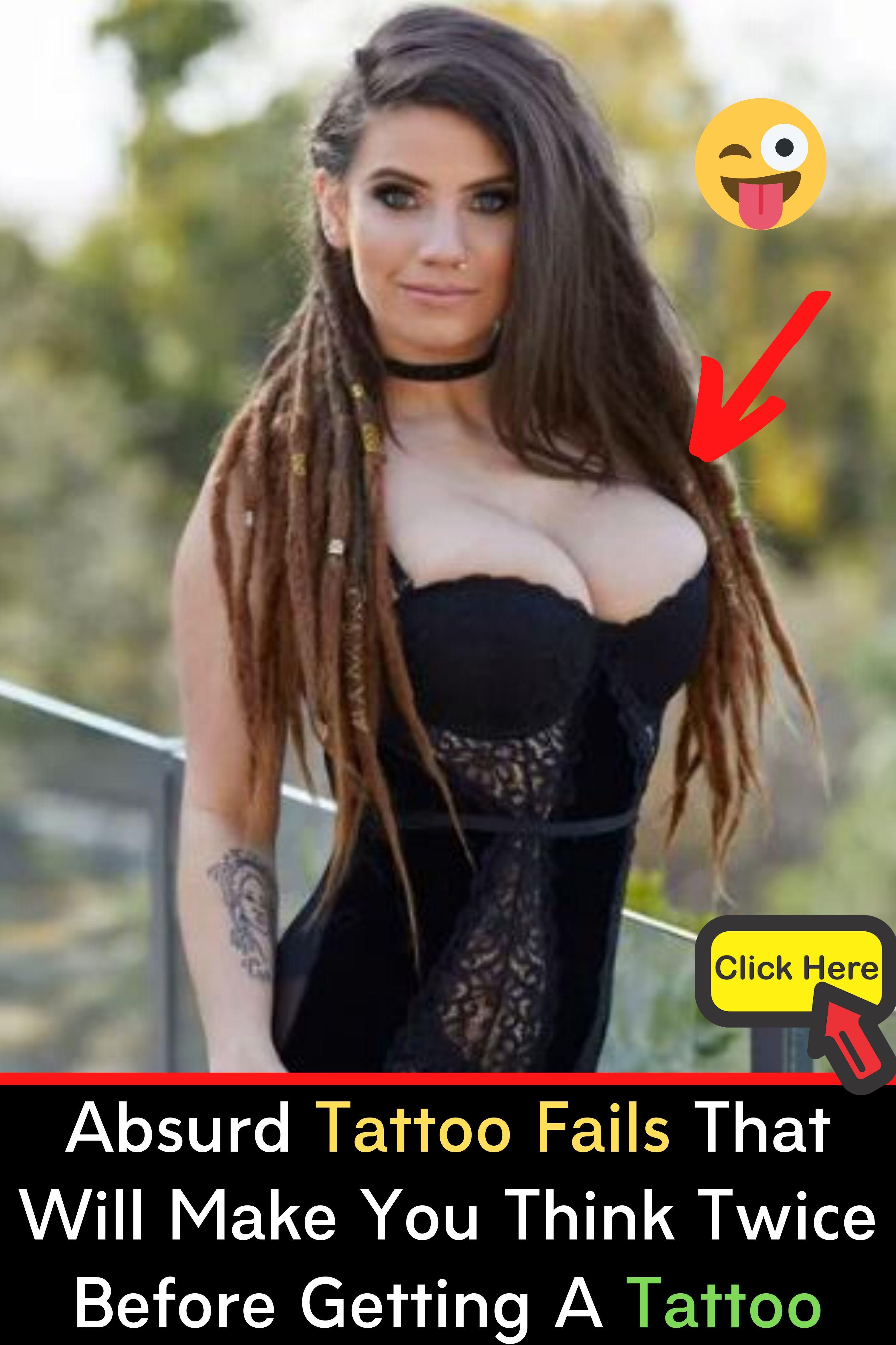Absurd Tattoo Fails That Will Make You Think Twice Before Getting A Tattoo Tattoo Fails Find Wedding Dress Get A Tattoo