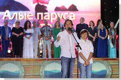 Артековцы снимали кино вместе с российскими звездами 17.7.14