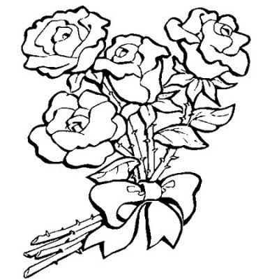 Dibujos Para Calcar De Flores En Tela Kinder Malvorlagen