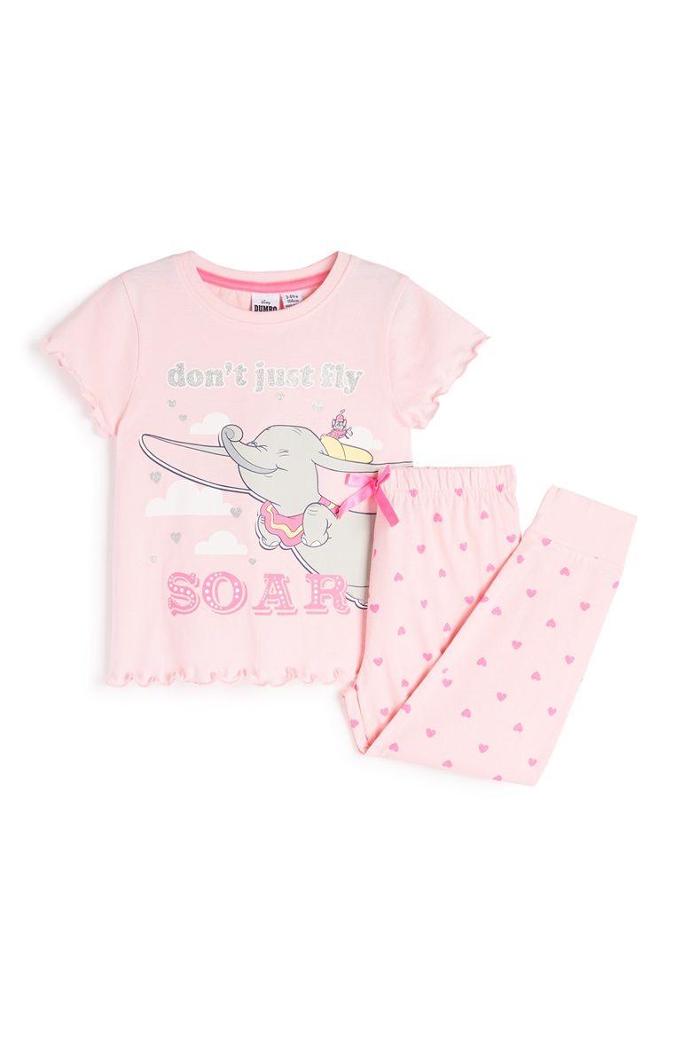 elegante nello stile nuova collezione accaparramento come merce rara Primark - Dumbo Pyjama Set | Одежда in 2019 | Pajama set ...
