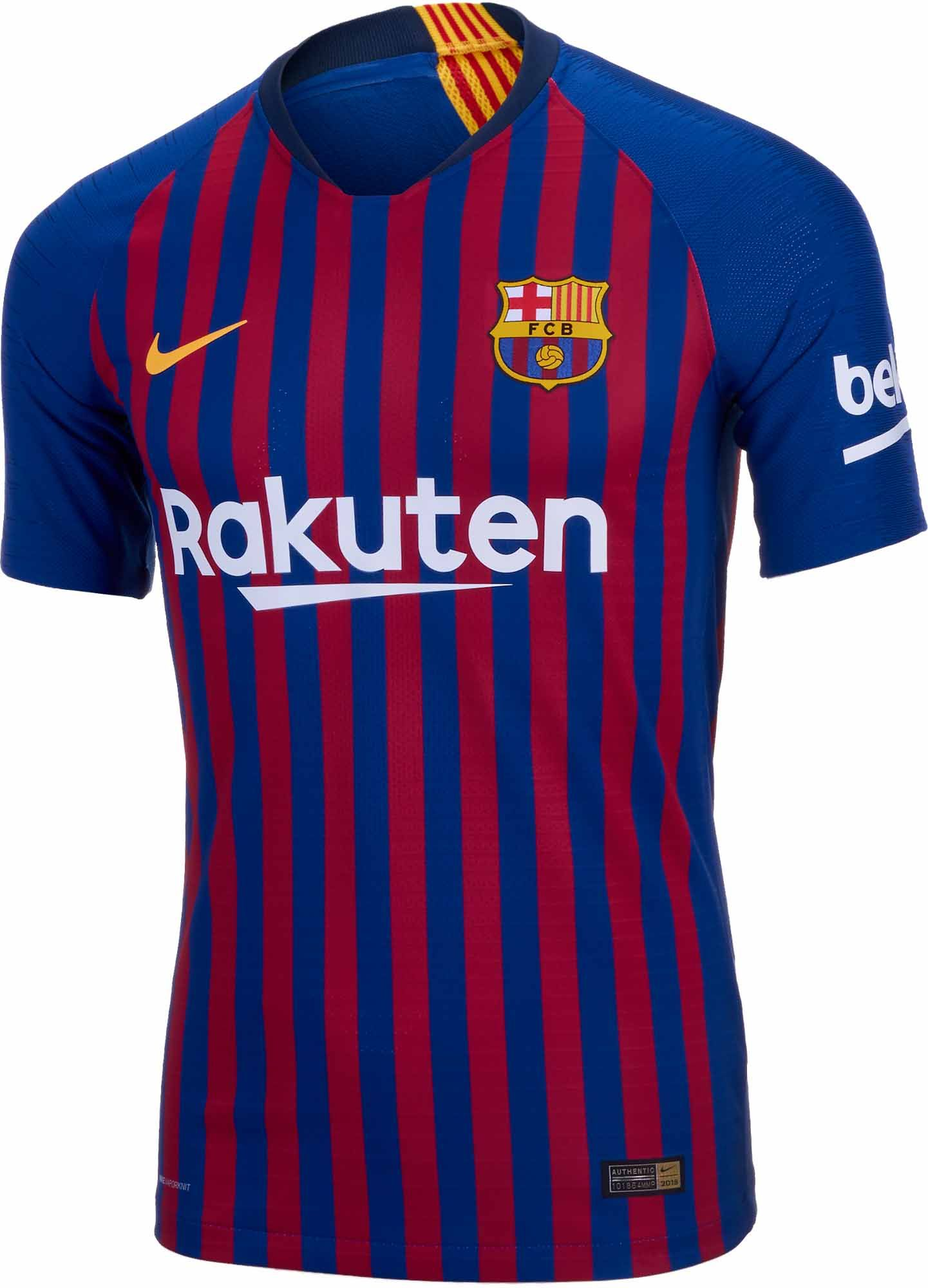 857ed352140 Shop for the 2018/19 Nike Fc Barcelona Match Home Jersey from SoccerPro  right now.
