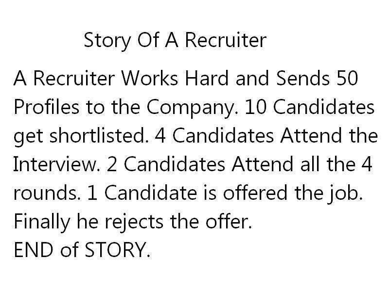 About Recruiter