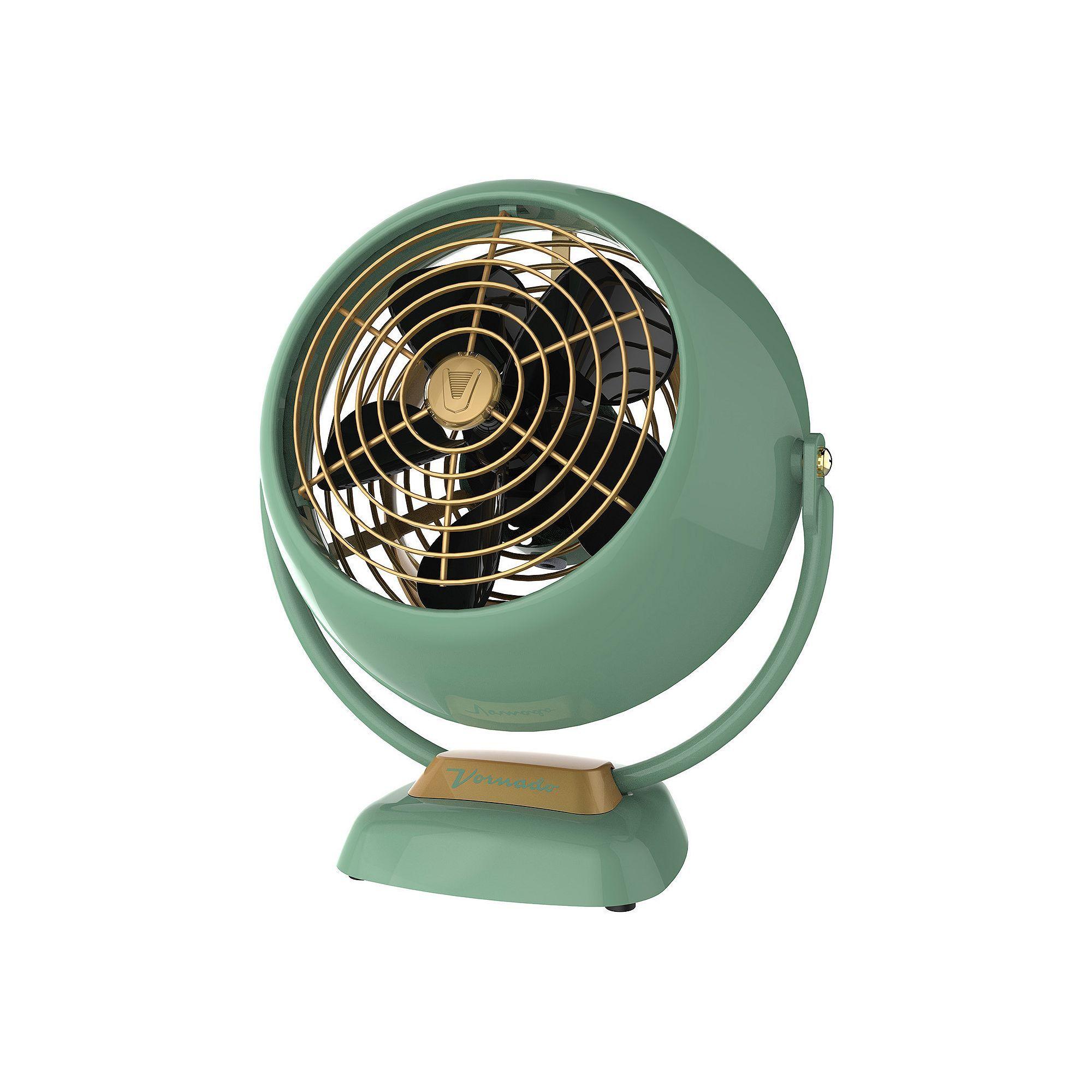 Vornado VFAN Jr. Vintage 6″ Table Fan Vornado – Green