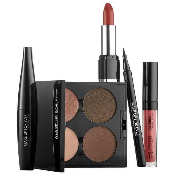 Make Up For Ever Fifty Shades of Grey Makeup Collection Launches