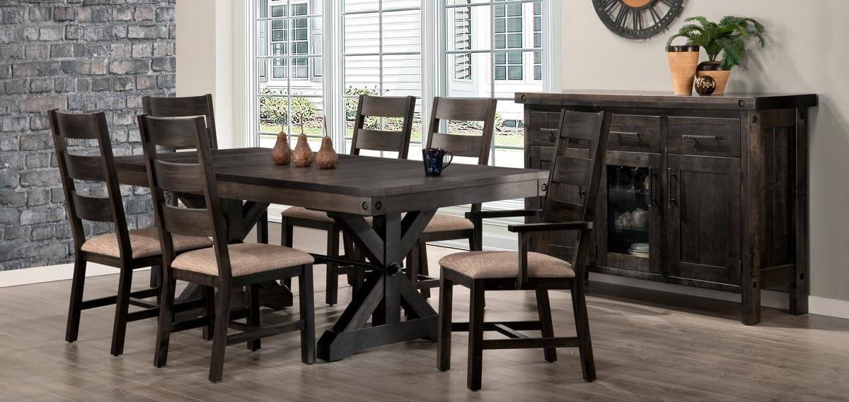 Rafters Dining Room Collection