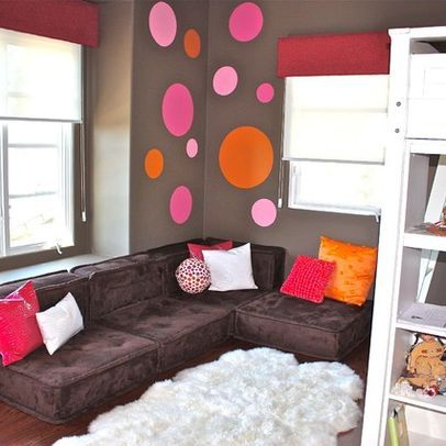 lovely teen lounge room ideas | teen hangout decor - Google Search | Kid's Room Ideas ...