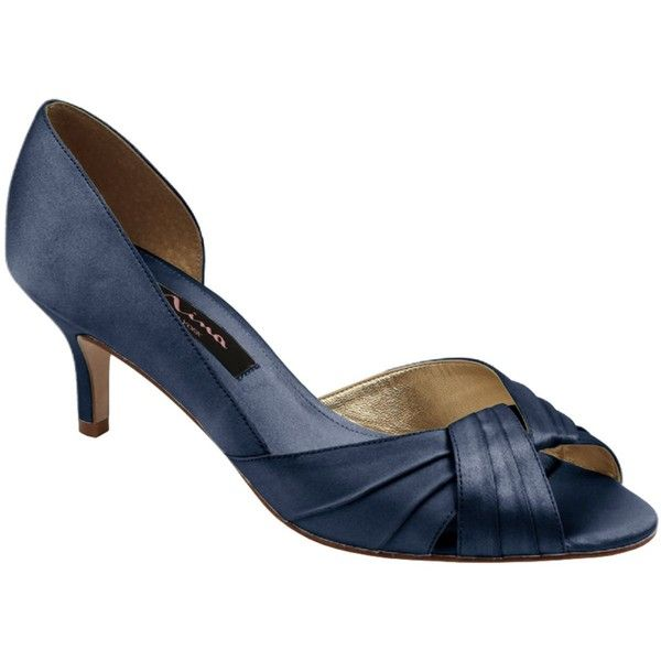 07175acbeacb Nina Culver Evening Sandals ( 85) ❤ liked on Polyvore featuring shoes