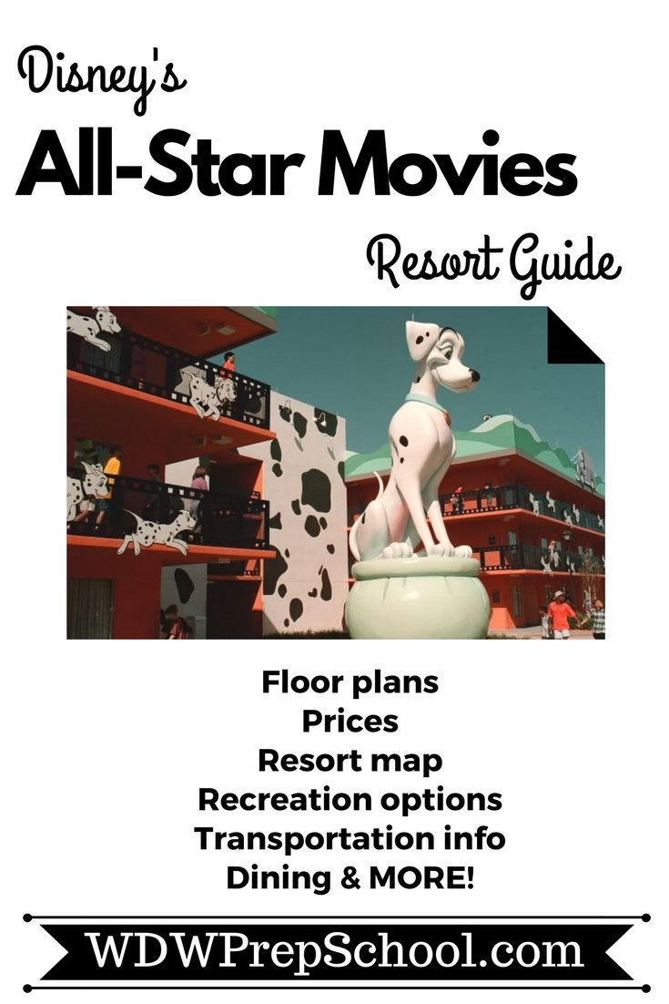 All Star Movies Resort Walt Disney World Resort Disney