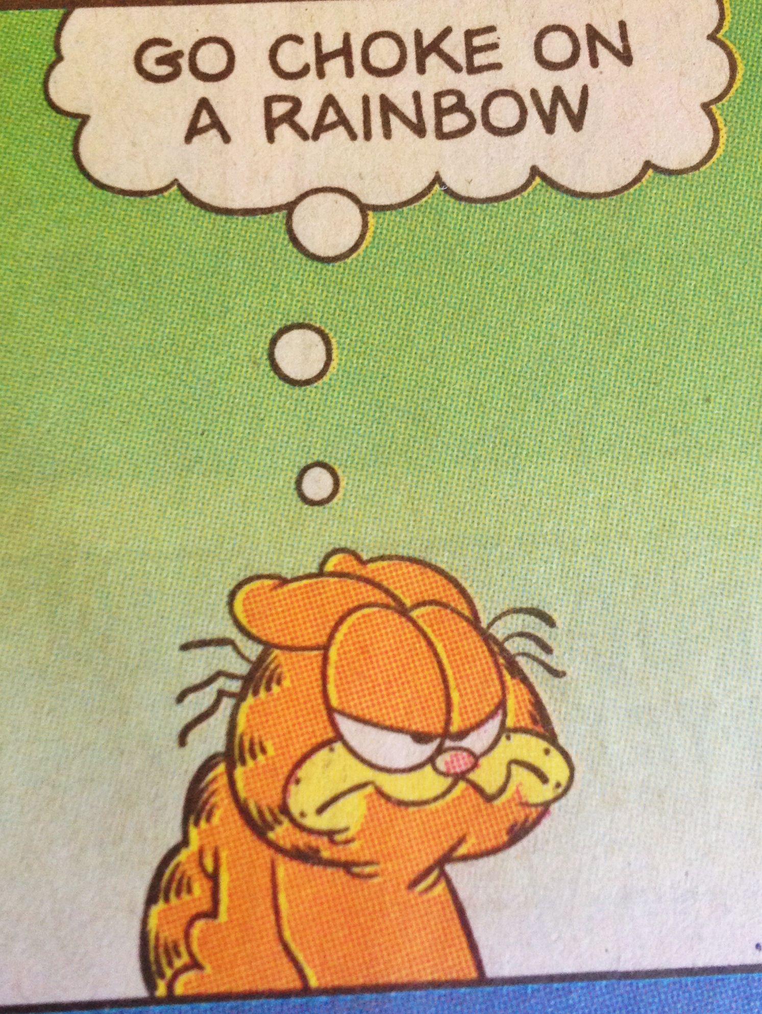 Garfield comic october 27 2013 bwa ha ha ha ha haaa - Funny garfield pics ...