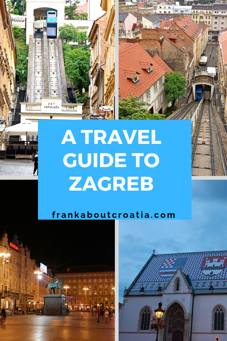 The Ultimate Zagreb Travel Guide Plan Your Trip To Zagreb Croatia Zagreb Croatia Travel Croatia Travel Guide