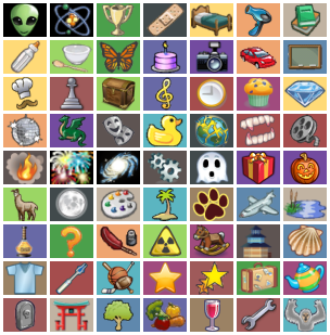 ts3 game icons