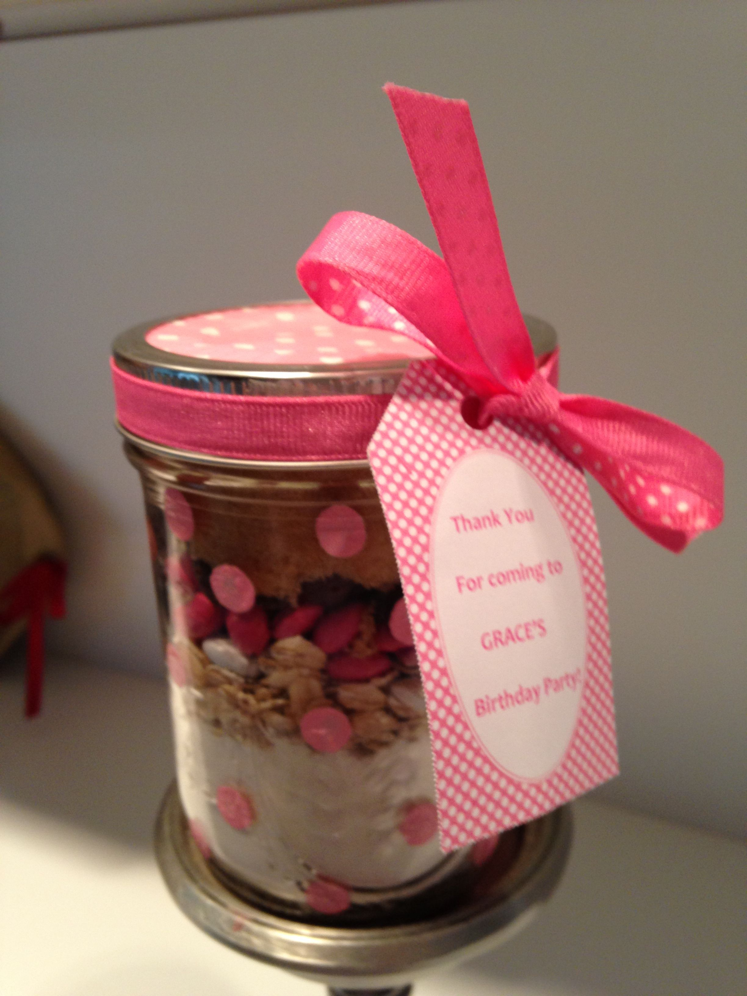5 year old\'s cooking party favor | Homemade gifts | Pinterest ...