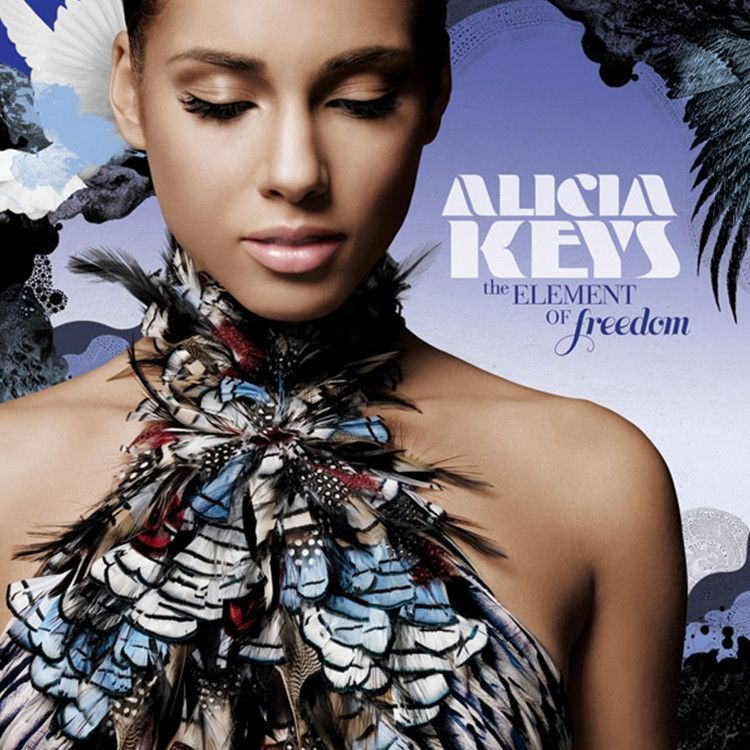 Alicia Keys - The Element Of Freedom on LP