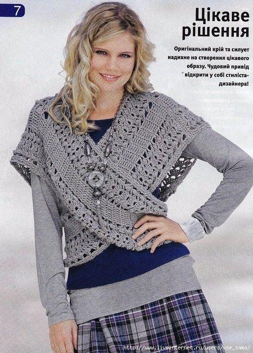 Free+Crochet+Flower+Patterns | Free Crochet Shawl/Wrap Patterns. | Pinterest