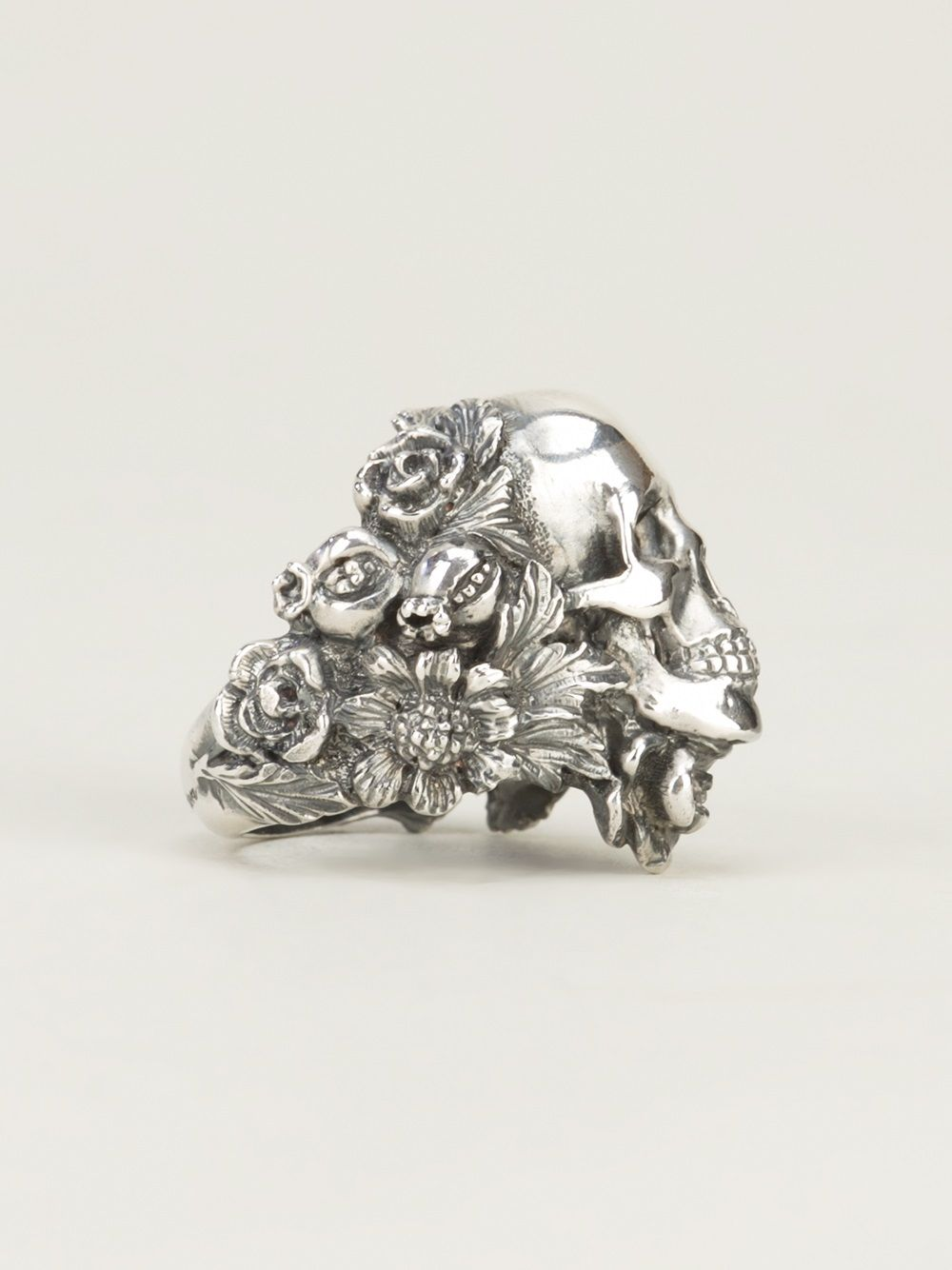A Different Decision: Skull Wedding Rings - Engagement Rings