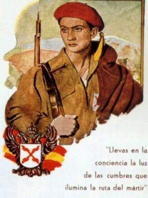 Guerra Civil Española El Requeté (Bando Nacional)