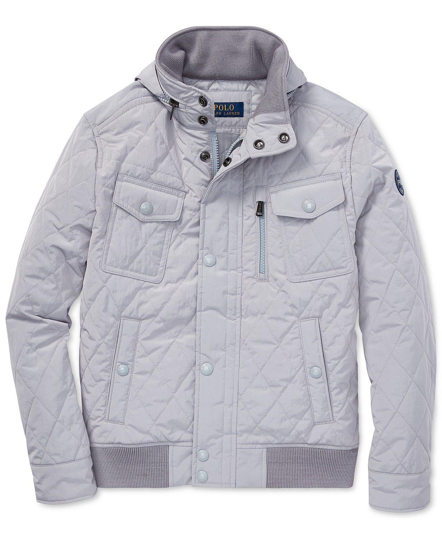 986b74c5 Polo Ralph Lauren Little Boys Quilted Jacket - Coats & Jackets ...