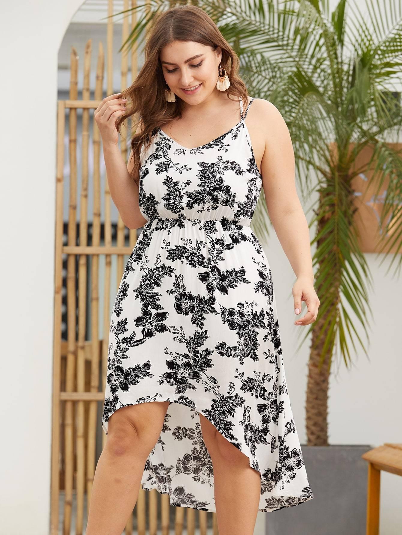 Pin By Kaylan White On Vestidos Plus Size Dress Dresses Plus Size Outfits [ 1785 x 1340 Pixel ]