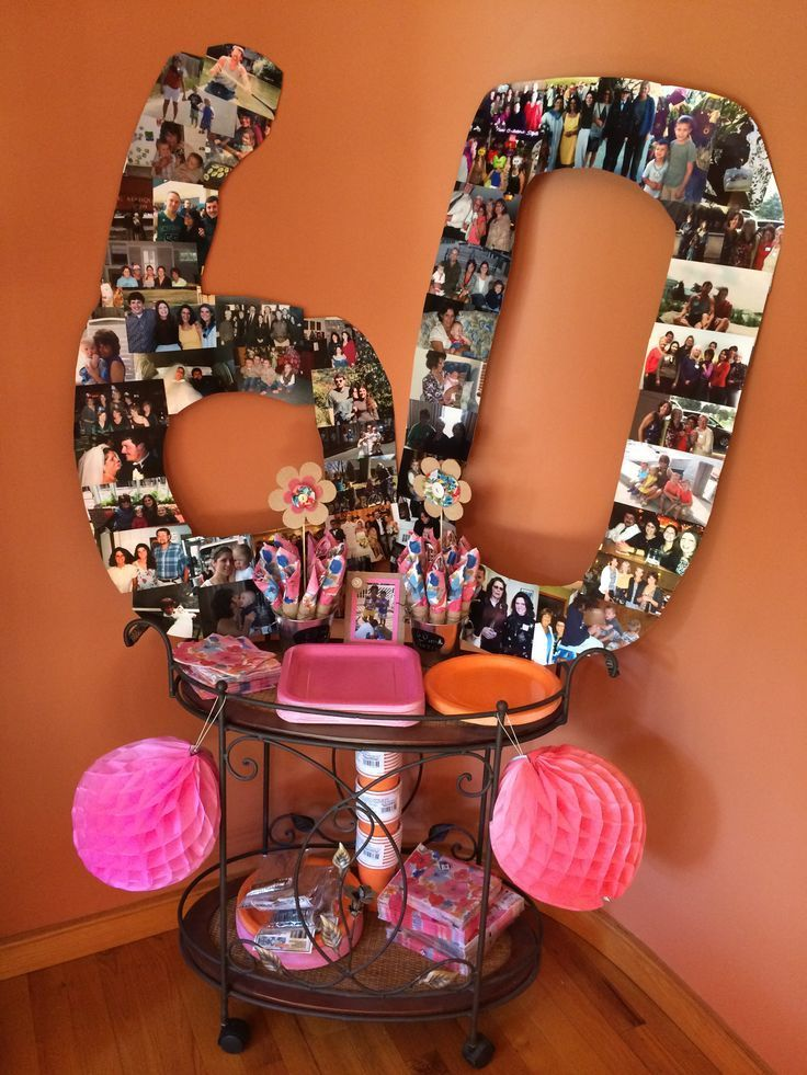Image result for pinterest party ideas 60 th anniversary 60th