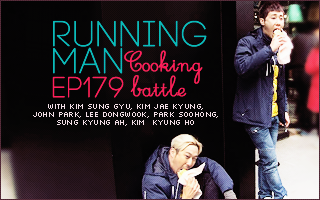 engsub] Running Man Ep 179 - Guest: Lee Dong Wook, Kim Sung