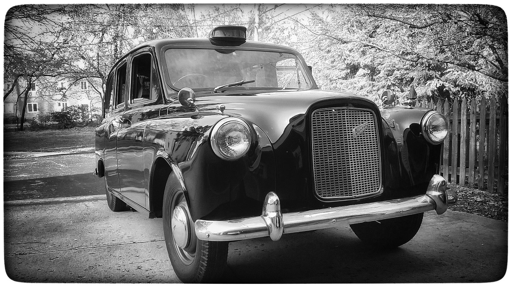 This Is My Restored 1964 Austin Fx4 London Taxi Cab It S A Right