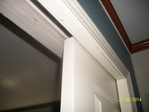 Install A Pocket Door In An Existing Opening Youtube