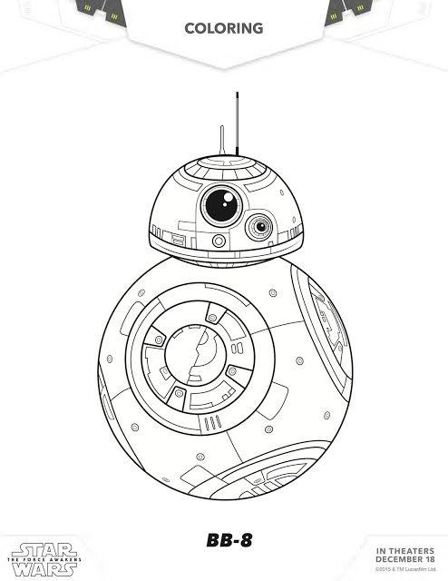FREE Star Wars Printables: 20+ Star Wars Activity Sheets   Páginas ...