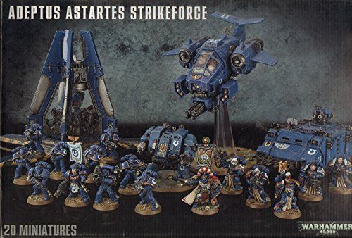 Adeptus Astartes Strikeforce. Collection.