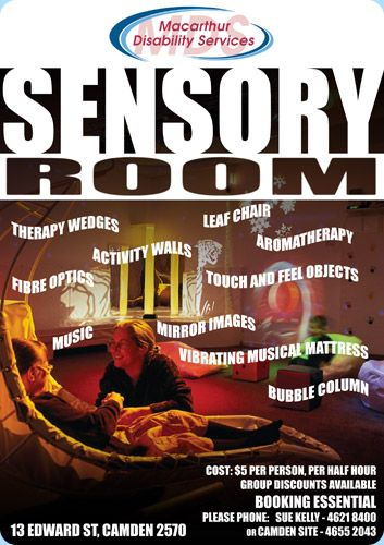 how to create a sensory room for autism