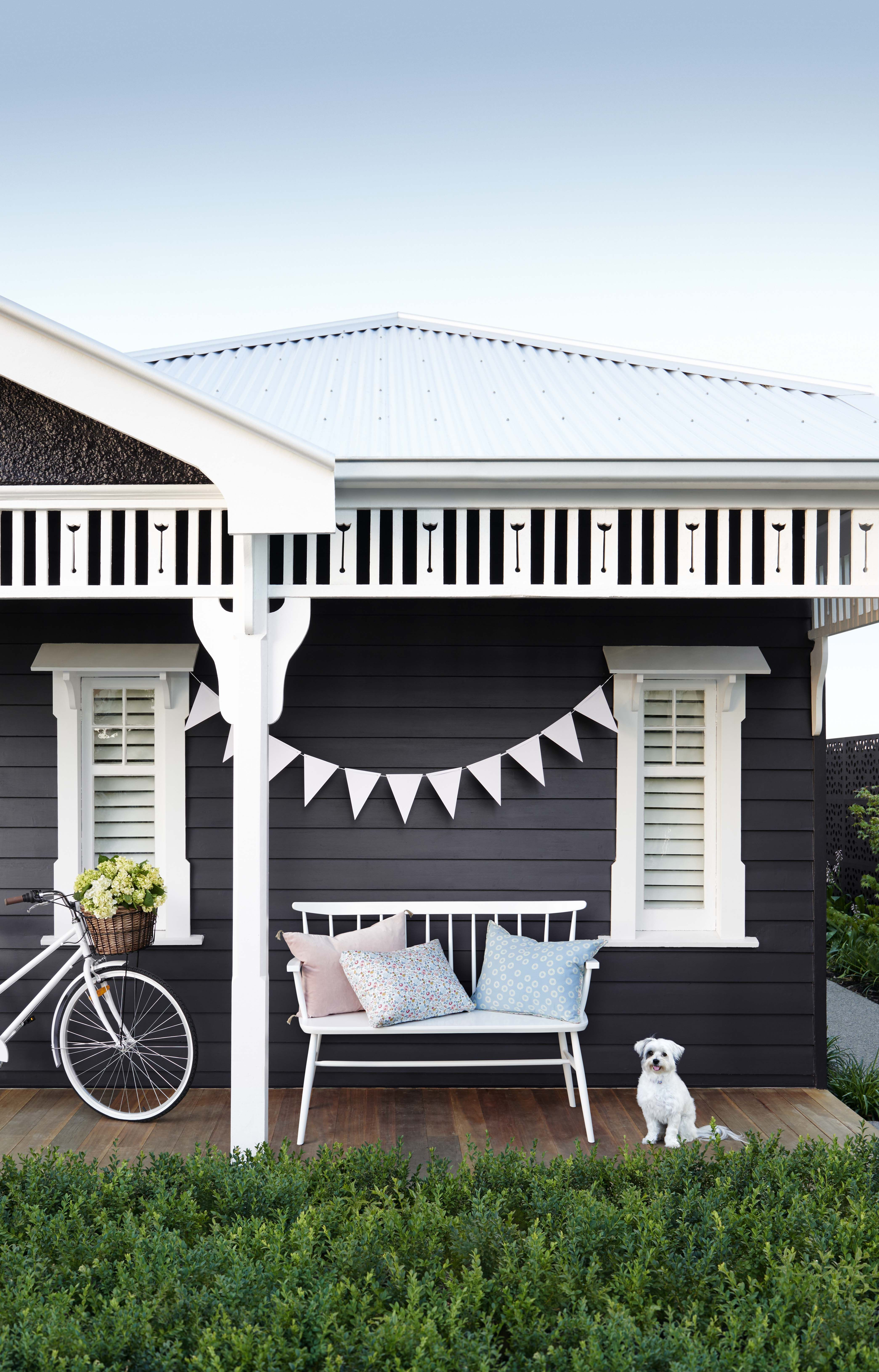 Traditional australia federation exterior inspirations paint - Exterior Paint Haymes Solashield First Impressions Count So Make Your Statement With Haymes Solashield