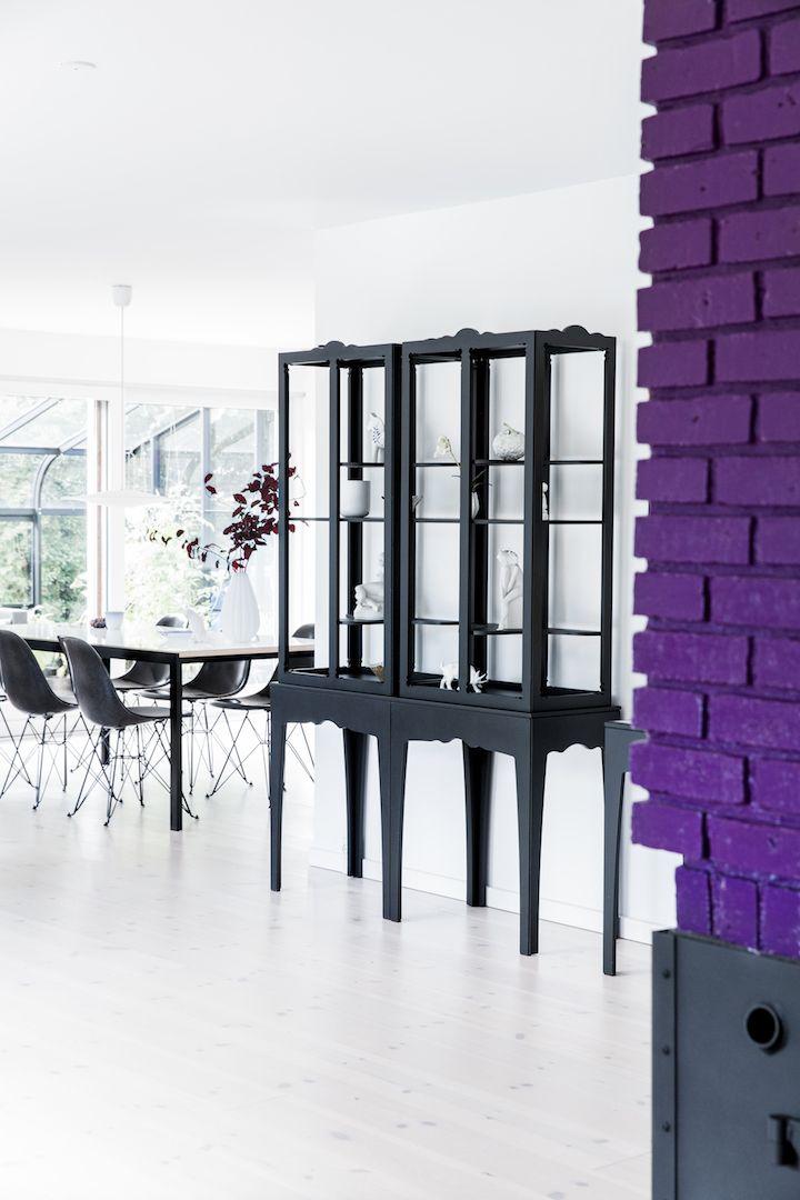 Stue - spisestue #RUM4 interior design snedkeri ideas ideer ...