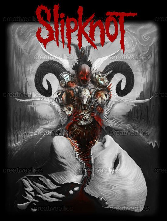 Pin by Zedtee97 on festival | Slipknot, Slipknot band ...