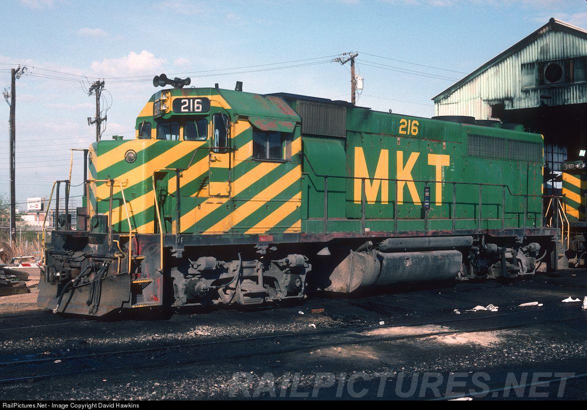 RailPictures Net Photo: MKT 216 Missouri, Kansas & Texas