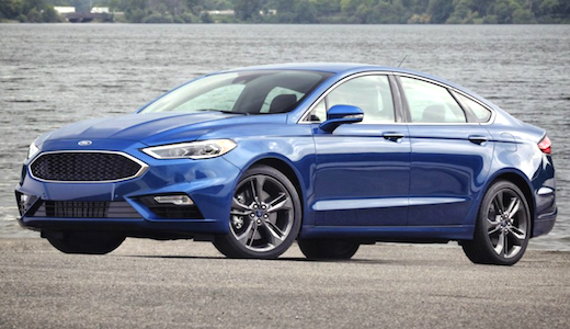 2020 Ford Fusion Sneak Peek, 2020 ford fusion sport, 2020