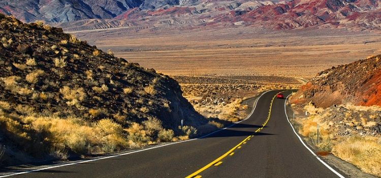 Viaje Estados Unidos Costa a Costa Death Valley