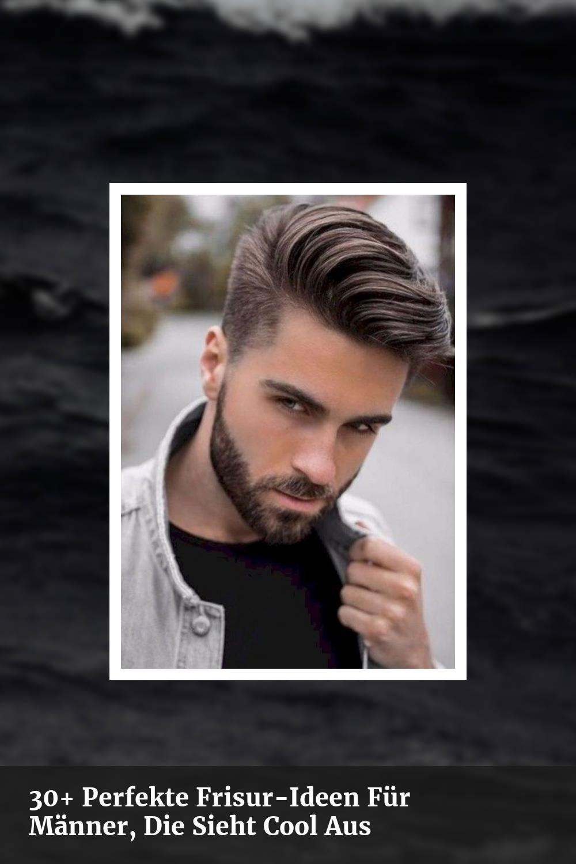 SCHÖN - 10+ Perfekte Frisur-Ideen Für Männer, Die Sieht Cool Aus