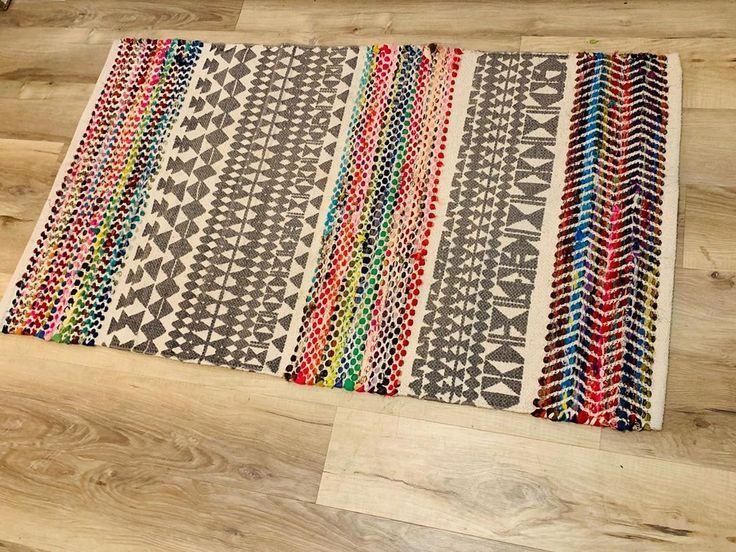 homeaccessories homeaccents boho style area rug pe area boho boho laundry room entry on boho chic kitchen rugs id=69443