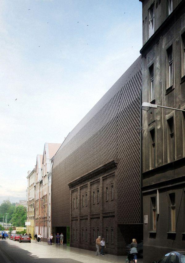 El arquitecto jordi badia dise ar el edificio de la - Escuela de arquitectura de barcelona ...