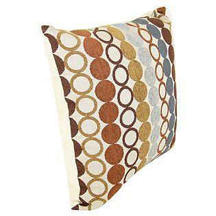 Colormate  Hula Hoop Sedona Pillow  - Sears