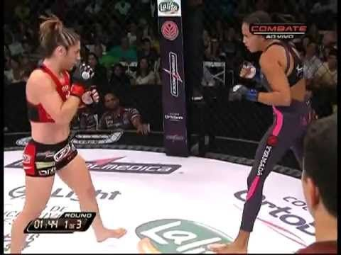VIDEO: Check Out Bethe 'Pitbull' Correia, UFC's Newest Female Fighter - https://www.scifighting.com/ufc-signs-undefeated-female-fighter-bethe-pitbull-correia/