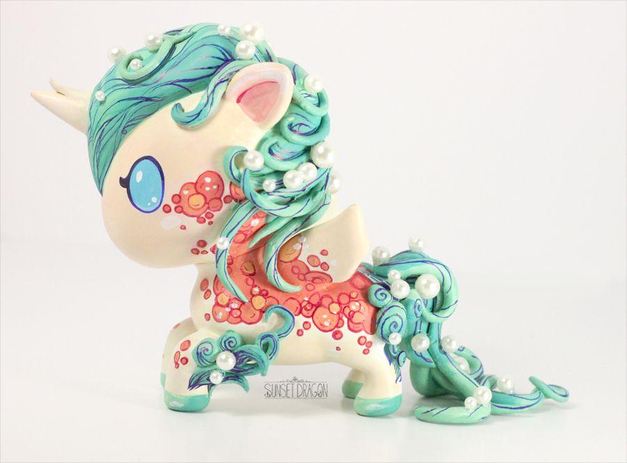 figurine unicorno