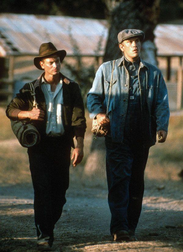 John Malkovich — 1980sGary Sinise and John Malkovich in Of ...