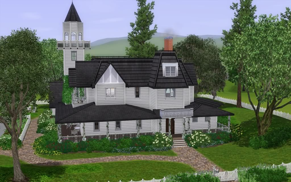 practical magic house full viewforums - community - the sims 3