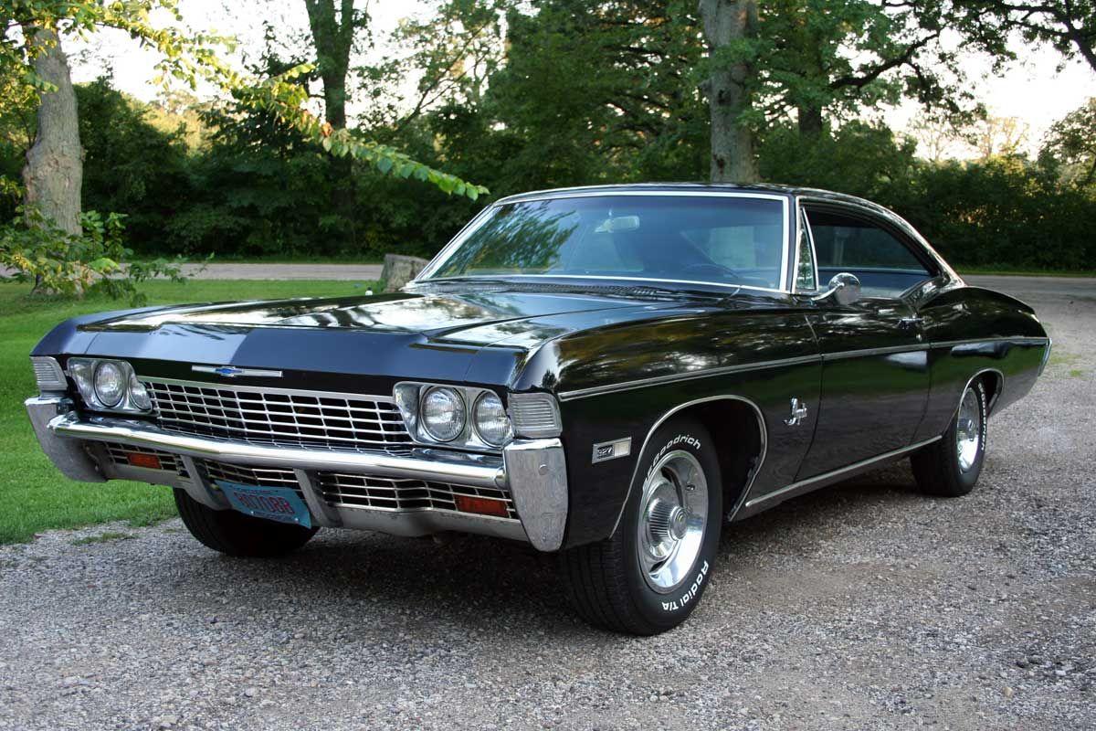 68 Impala 427 Chevrolet Impala 1967 1968 Chevy Impala Chevy Impala