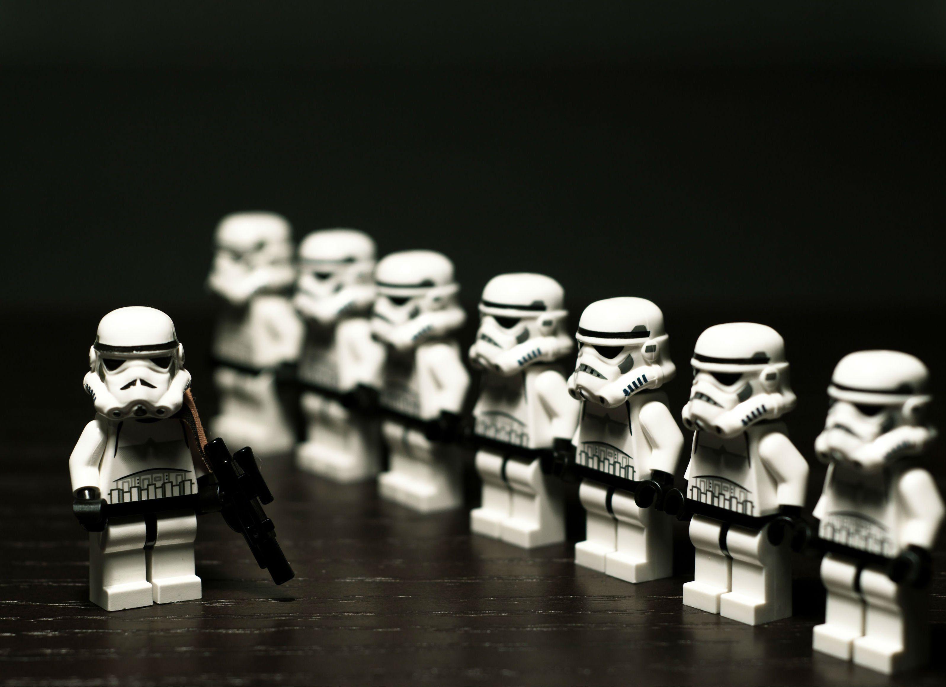 Lego Star Wars Wallpaper High Resolution Free Download