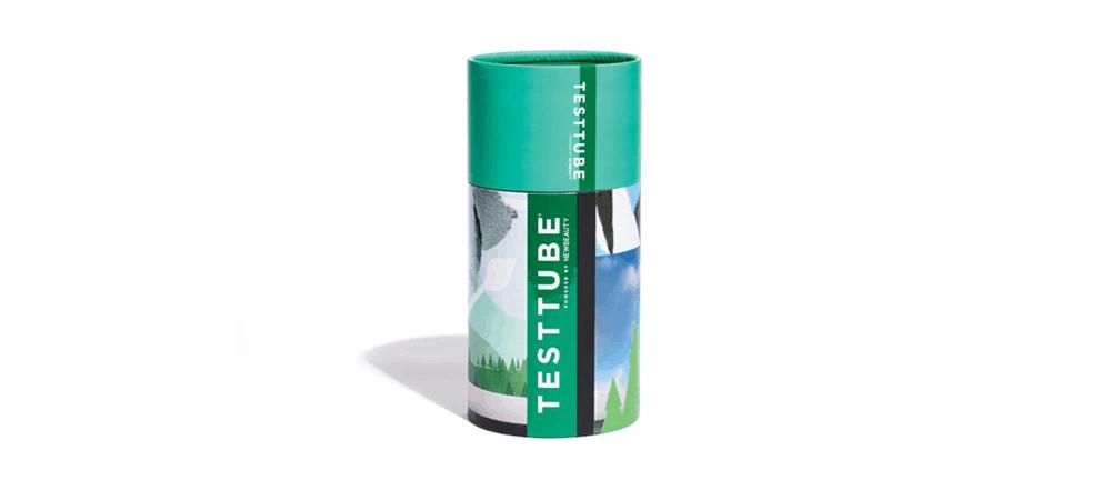 New Beauty Testtube Charcoal Deodorant Deodorant Beauty