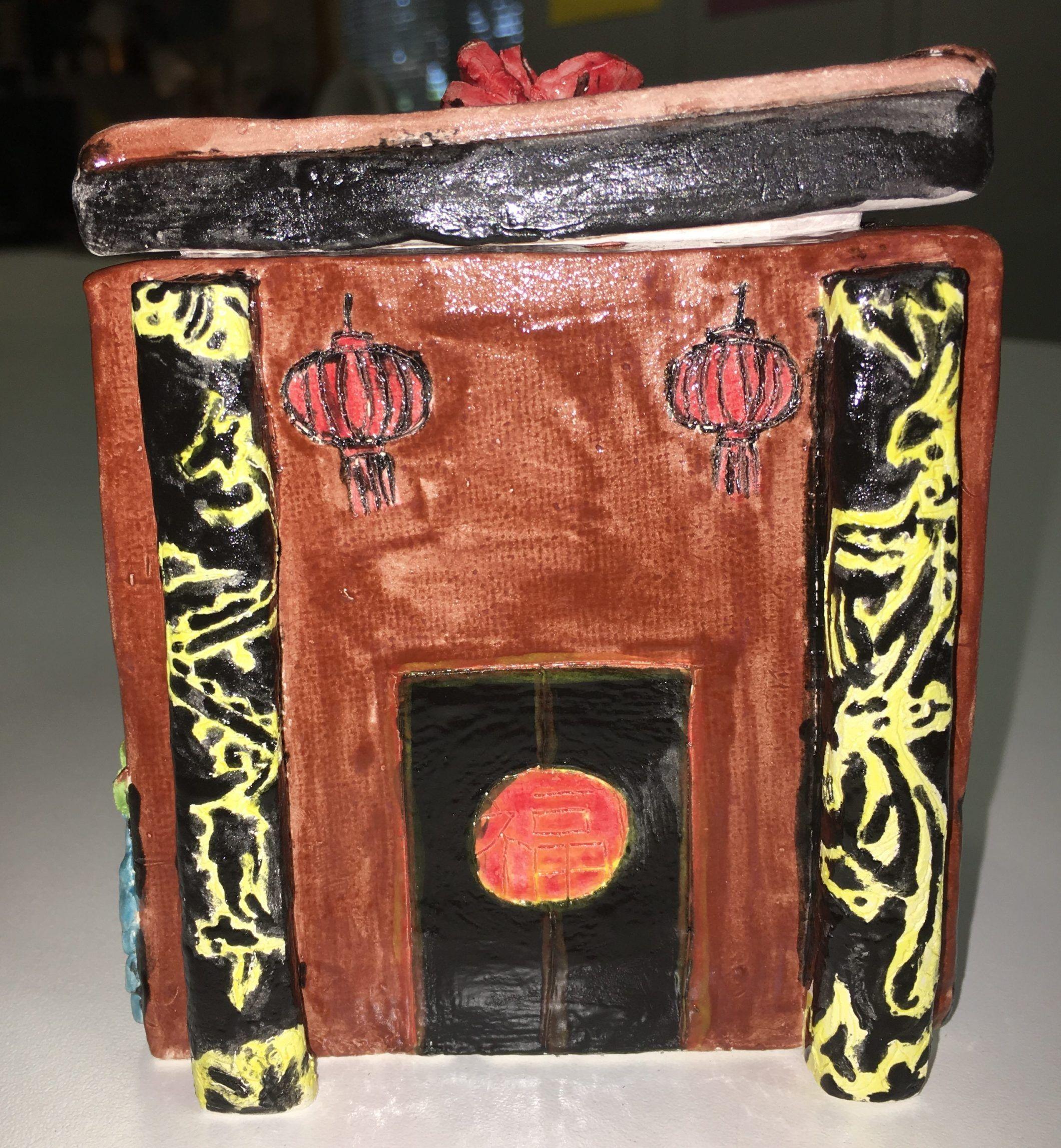 Ceramic Box With Lid Lesson Art Room Rules Ceramic Boxes Art Lesson Plans
